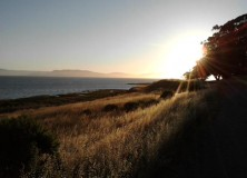 Summer Solstice 2010 at Pt. Pinole by Baylan Megino