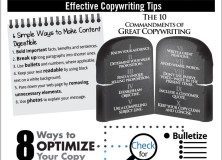 Copywriting 101 Tips from GrammarCheck.net – Infographic